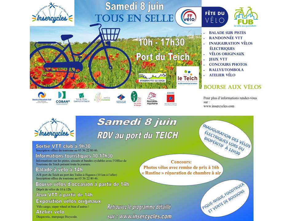 insercycles le Teich