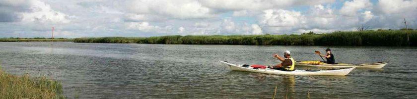 canoe le teich
